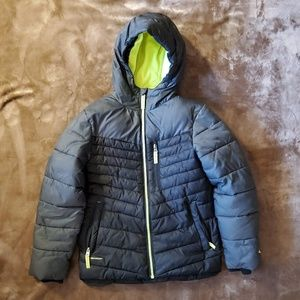 Boys winter puffer jacket